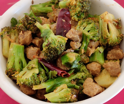 Malai Soya Broccoli