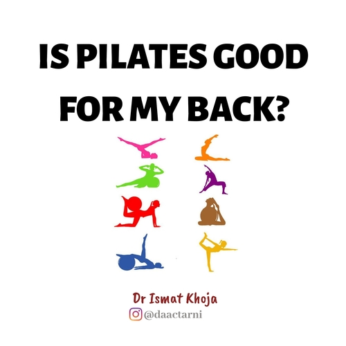 Pilates for Low Back Pain!