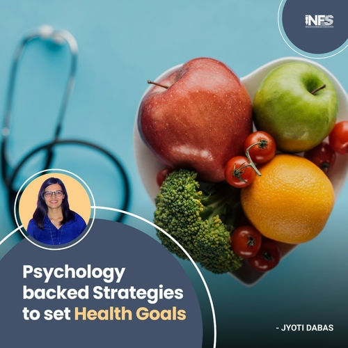 Psychology backed Strategies to set Health Goals