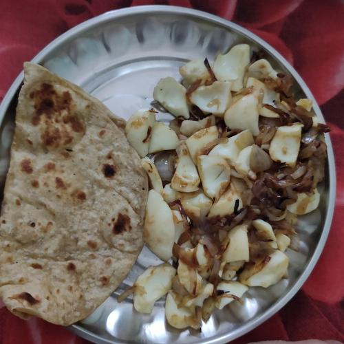 Chapati egg whites