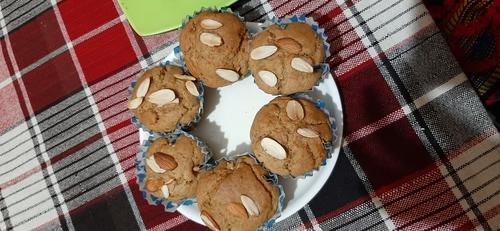 Soya cupcakes