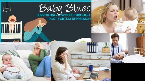 NEW MOM's HEALTH AND FITNESS-Part7 Baby Blues (Post-Partum Depression (PPD))