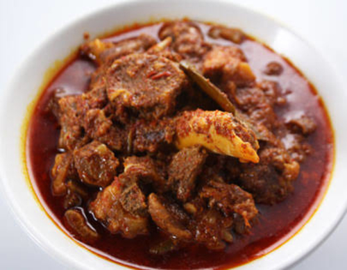mutton laal maas