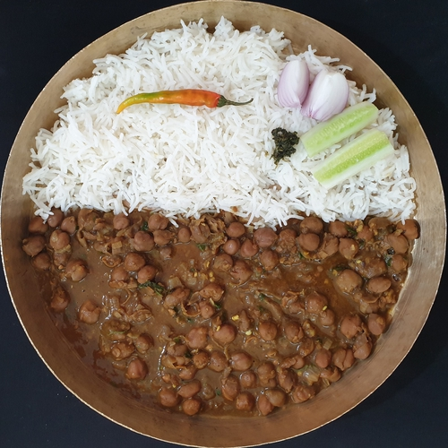 Chole Rice