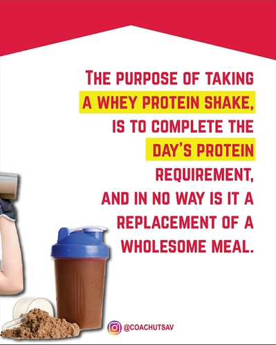 The reality of meal-replacement shakes