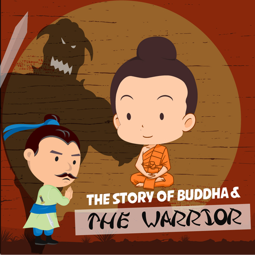 The Story Of Buddha And The Warrior