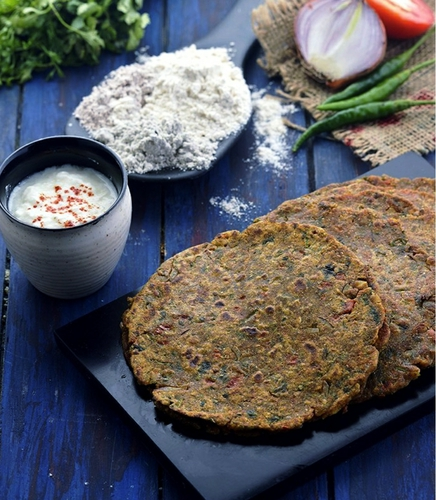 multigrain roti/chapati