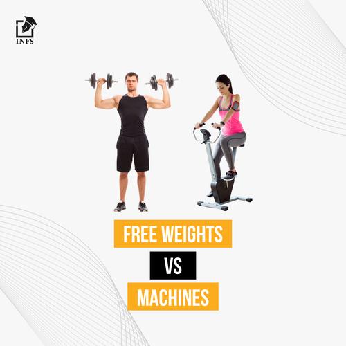 Free Weights vs Machines