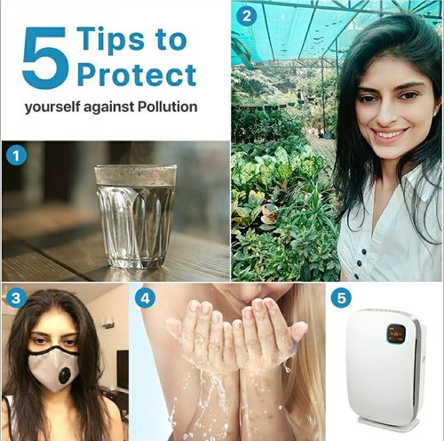 5 Tips to Protect yourself against Pollution