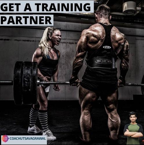 Get A Training Partner